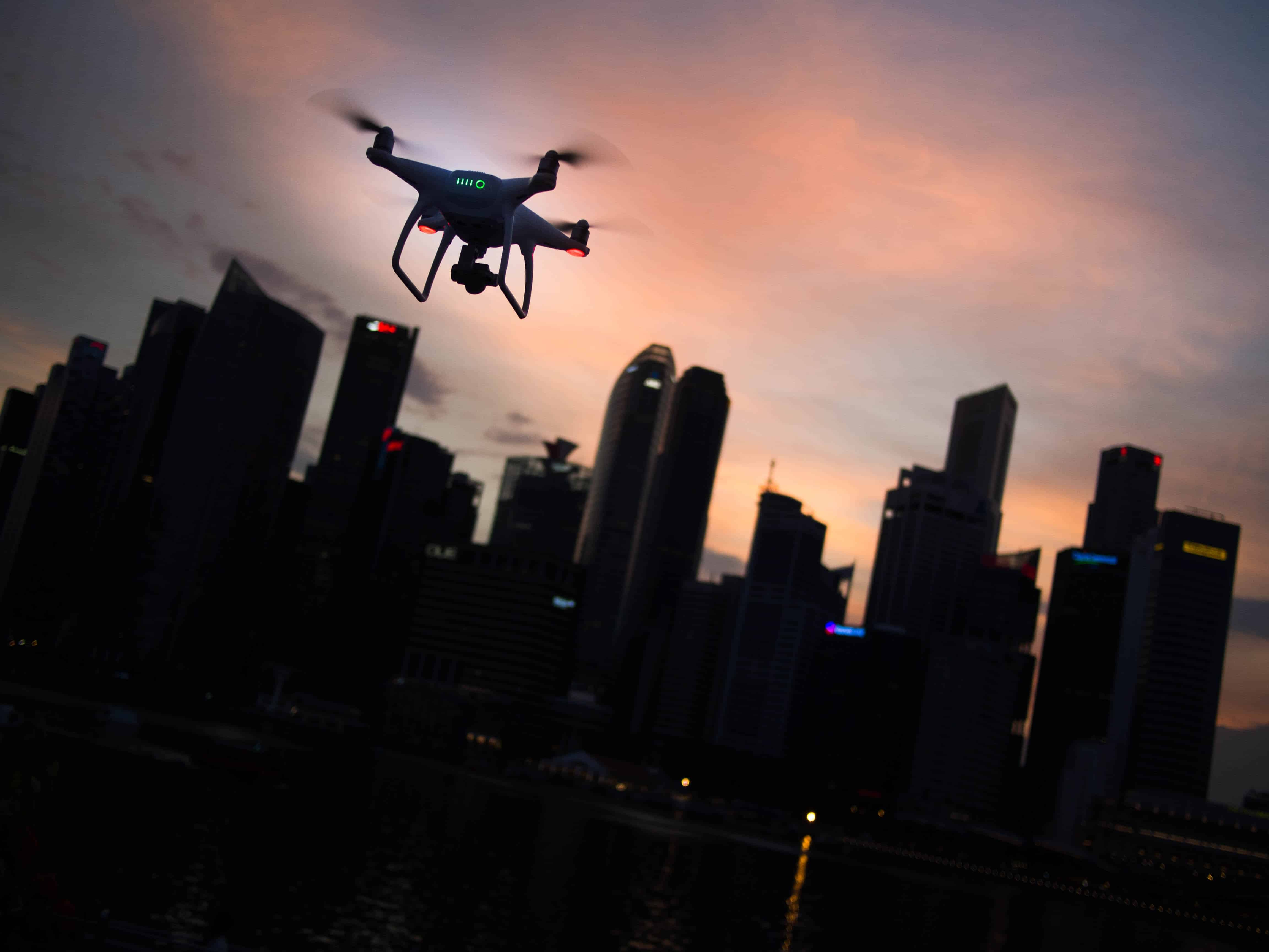 future trends disabled drone pilots