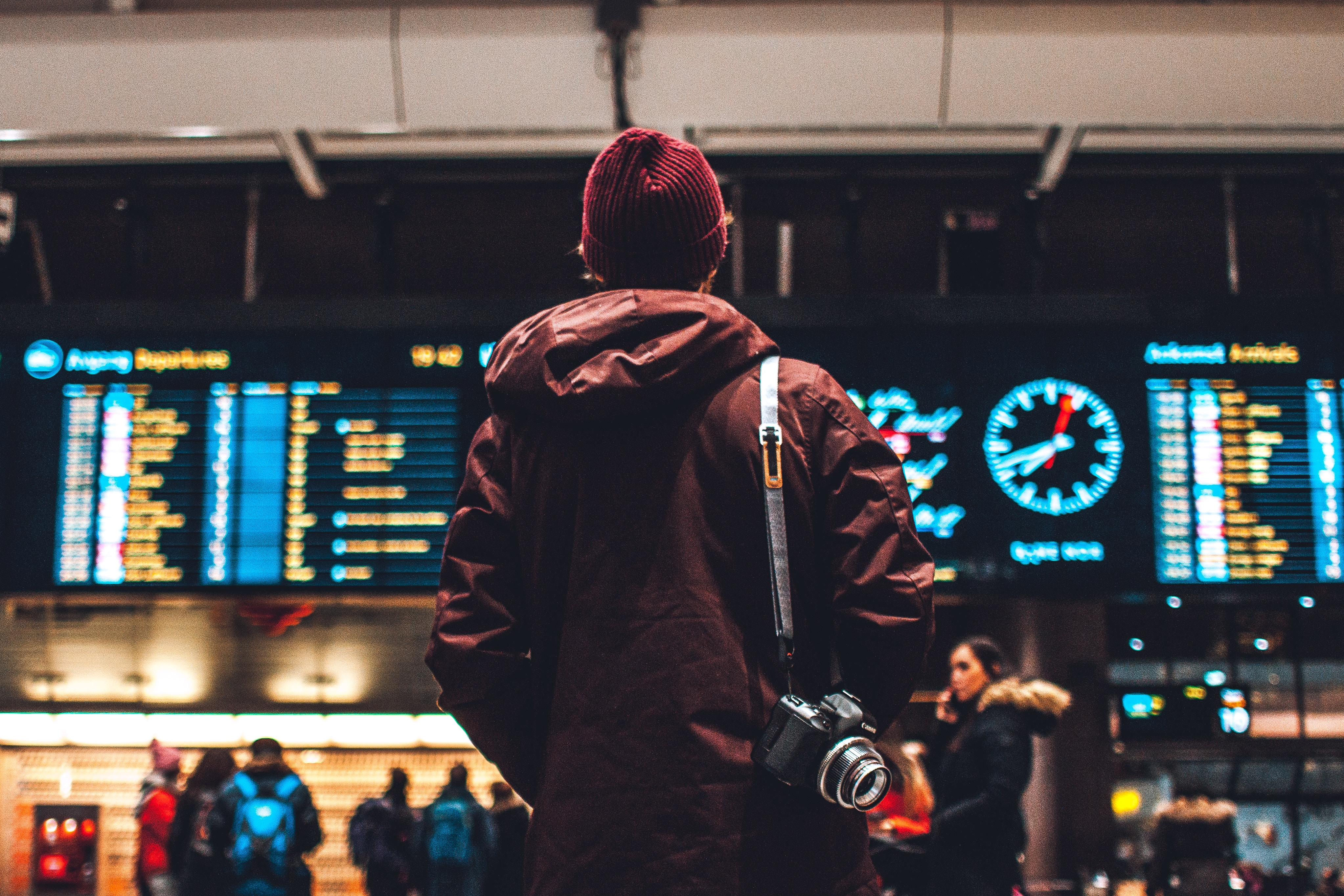 future trends – the future of airports