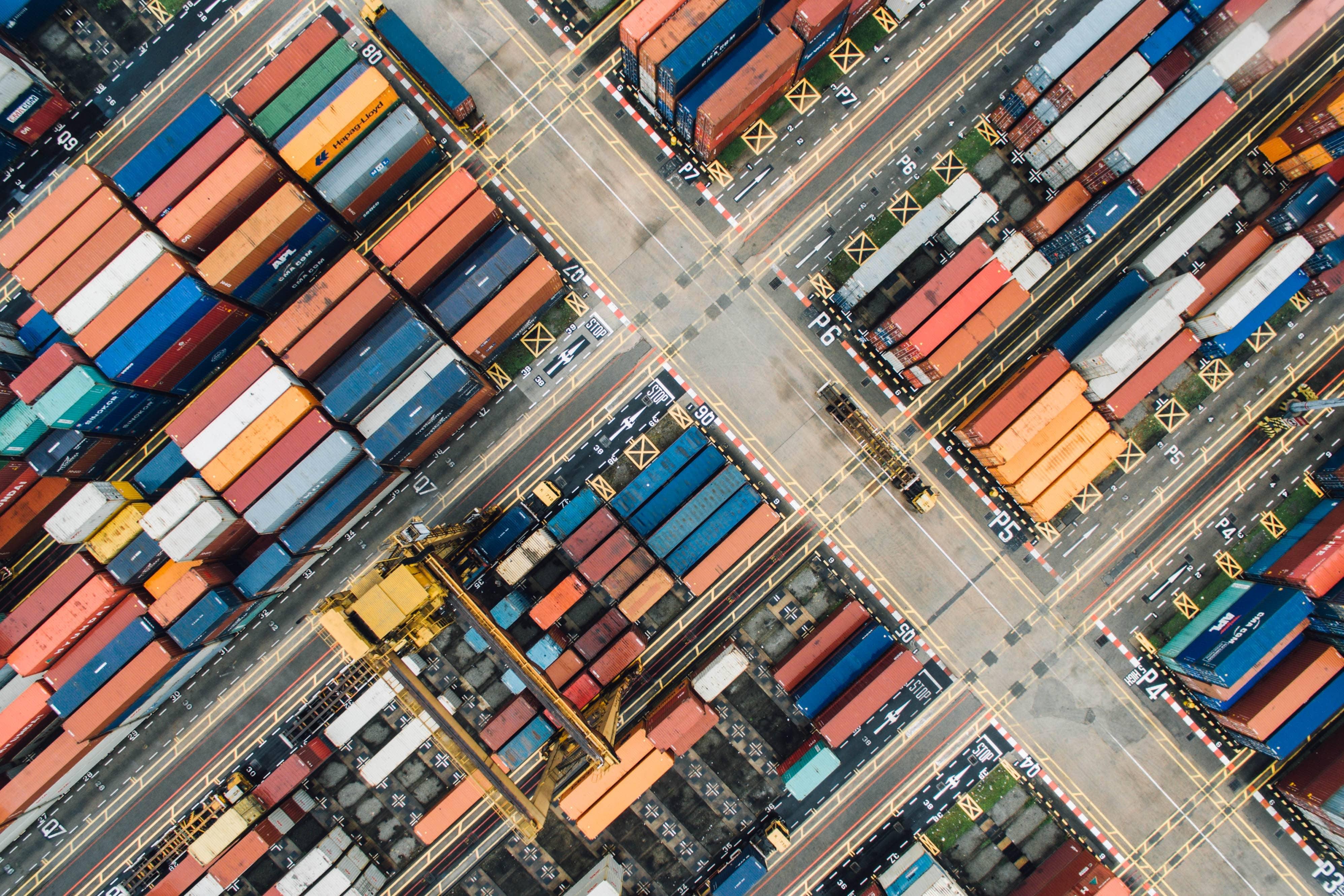 the future of logistics shipping