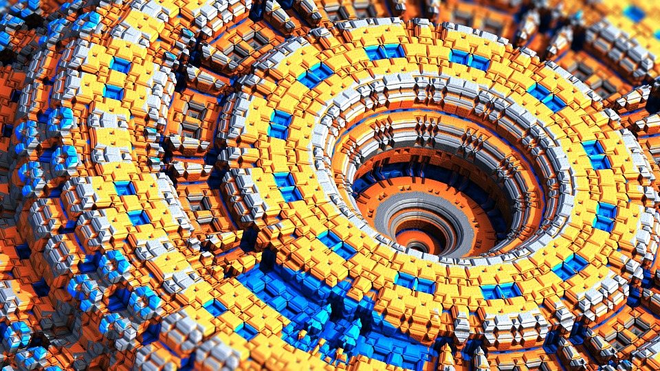 Artificial intelligence and the evolution of the fractal economy
