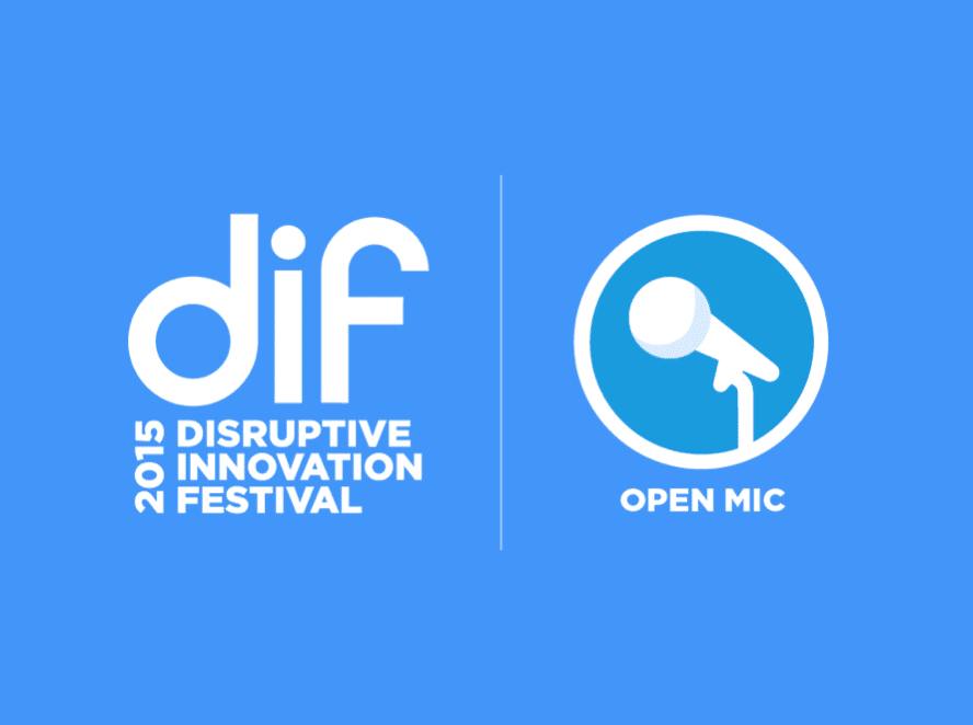 Disruptive Innovation Festival: G.R.O.W. and Build Successful Businesses