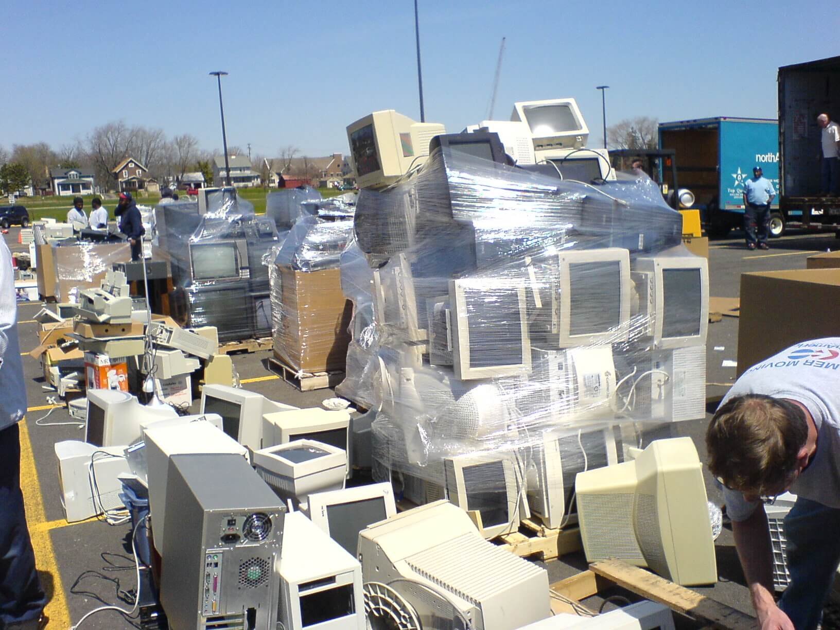 Don't E-Waste Our Time