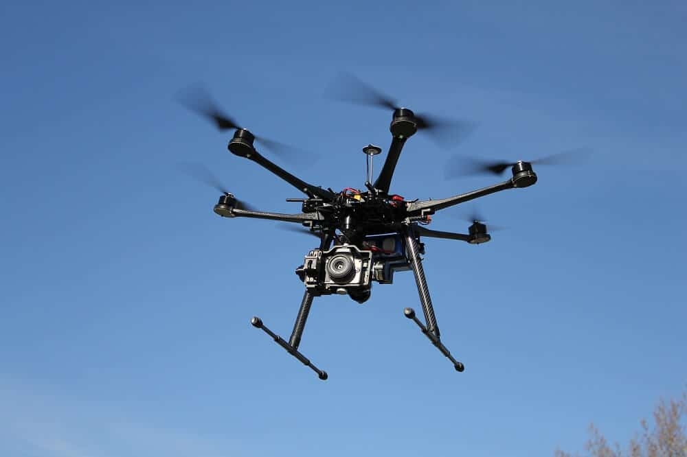 Drones in the Workplace and Industry