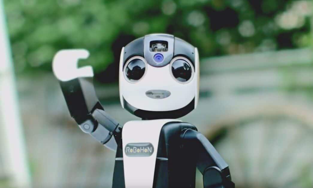 Everybody Needs a Little Robot Love