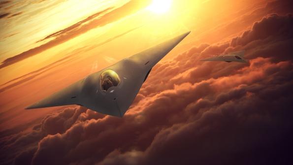 Future Trends – 4600 mph Spyplane