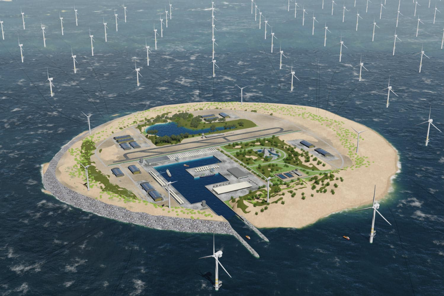 Future Trends – Artificial Power Islands