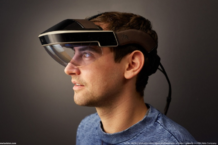 Future Trends – Augmented Reality Workspaces