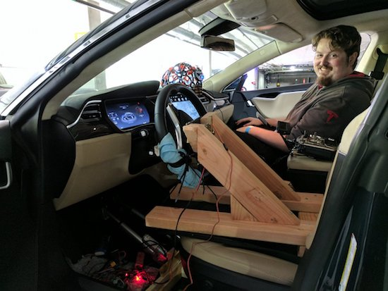 Future Trends – Mind-controlled Tesla