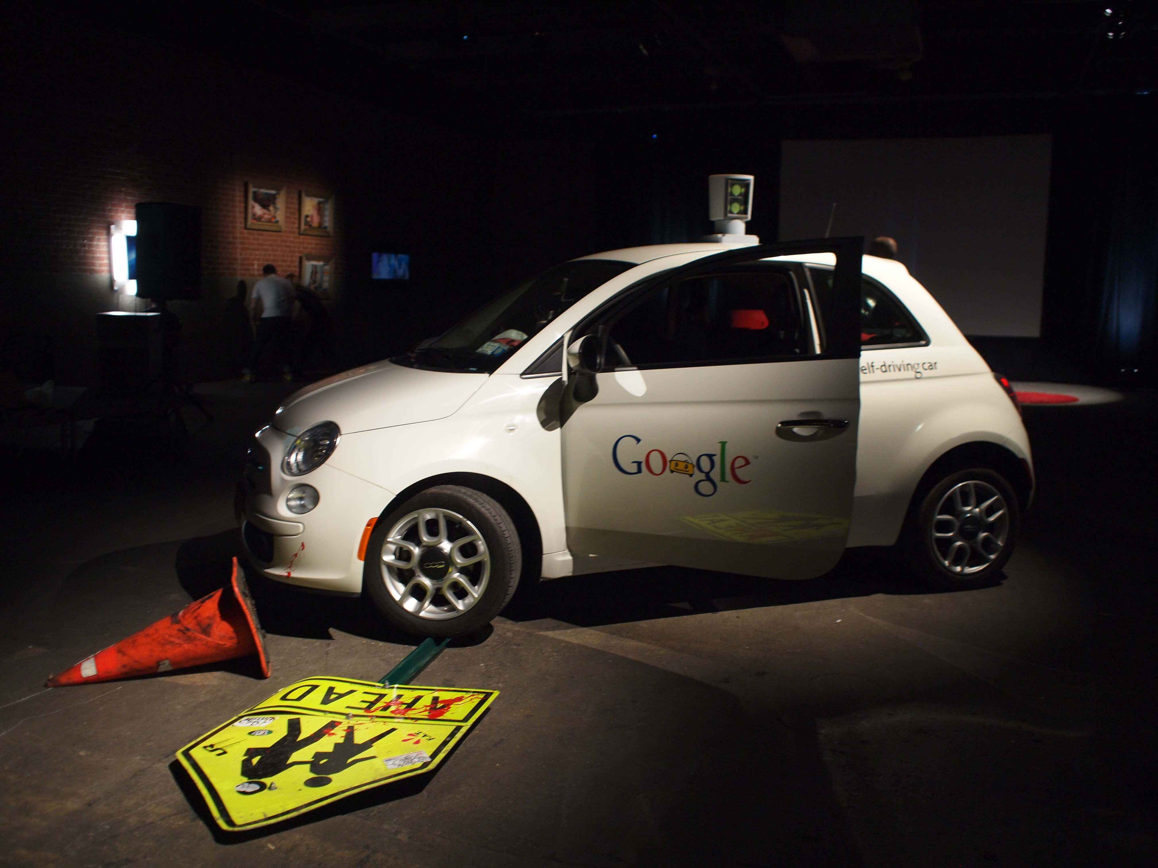 Future Trends –Three Laws of Driverless Cars