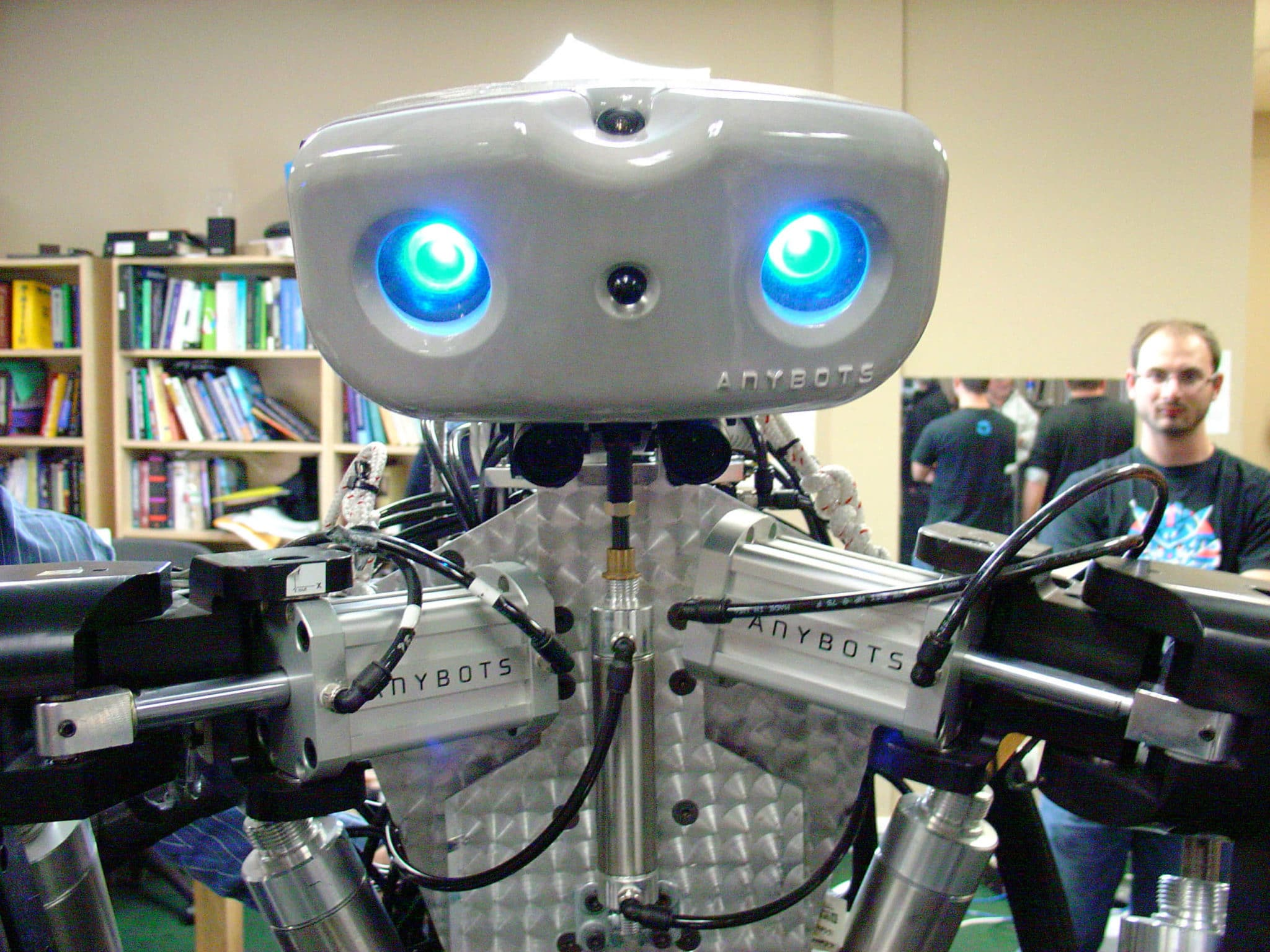 Future Trends: Unbiased Robot Bosses and Holoportation