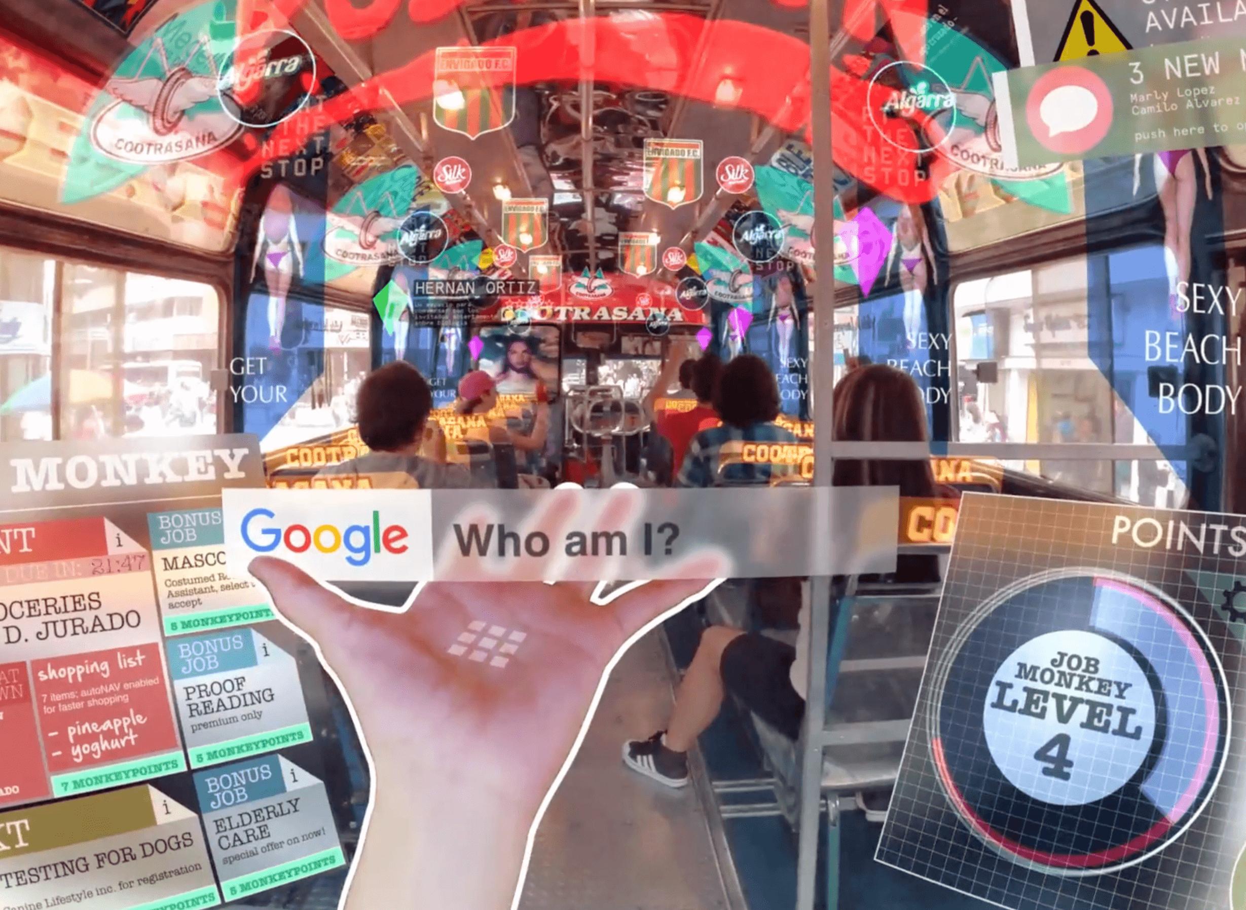 Hyper-Reality by Keiichi Matsuda