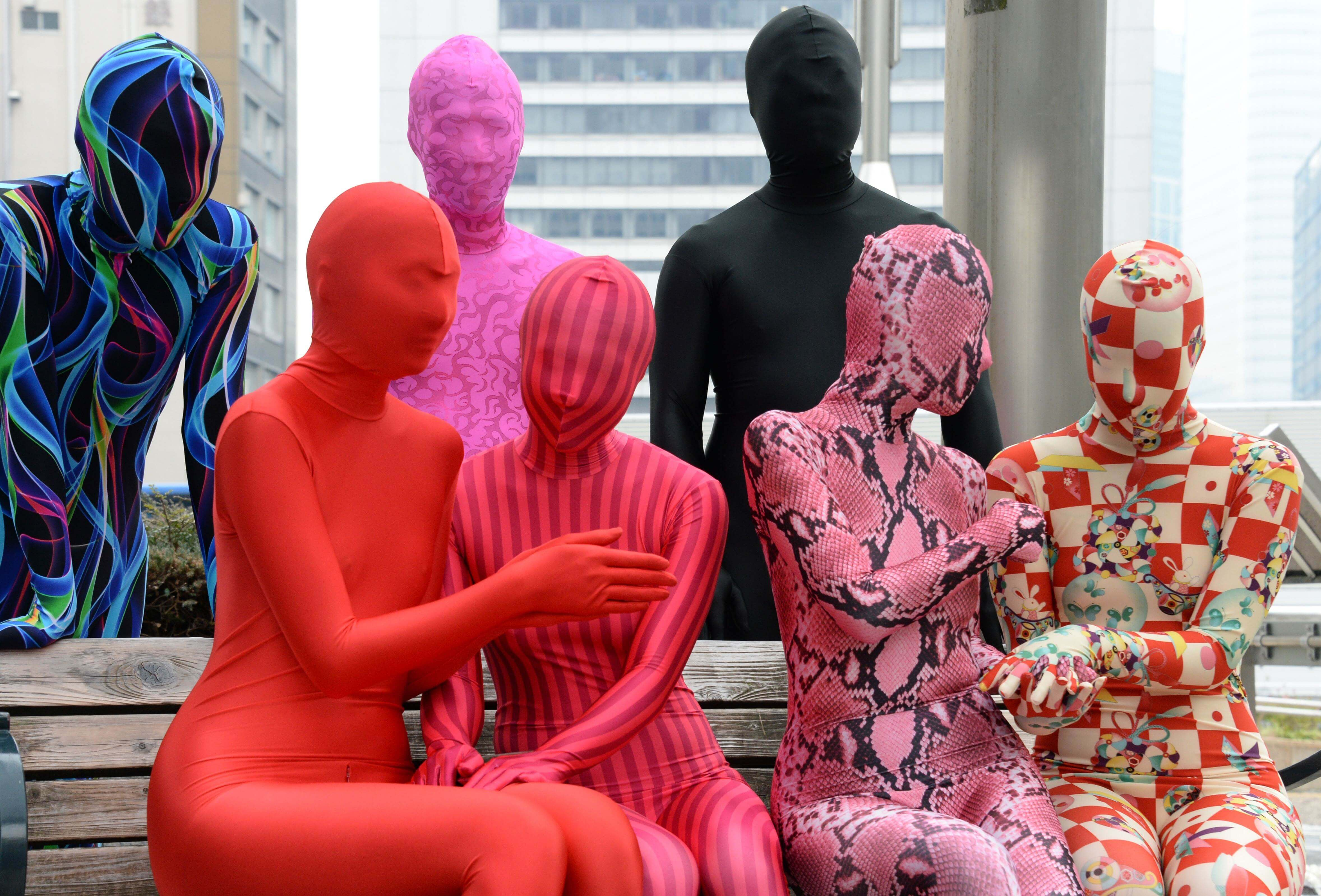 Living Modern Life With Zentai