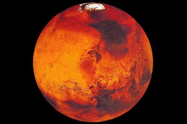 NASA Finds Water on Mars
