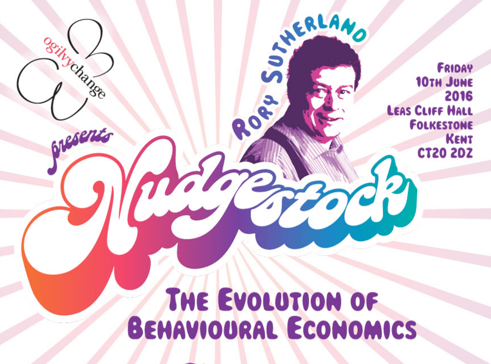 Nudgestock, The Evolution of Behavioural Economics