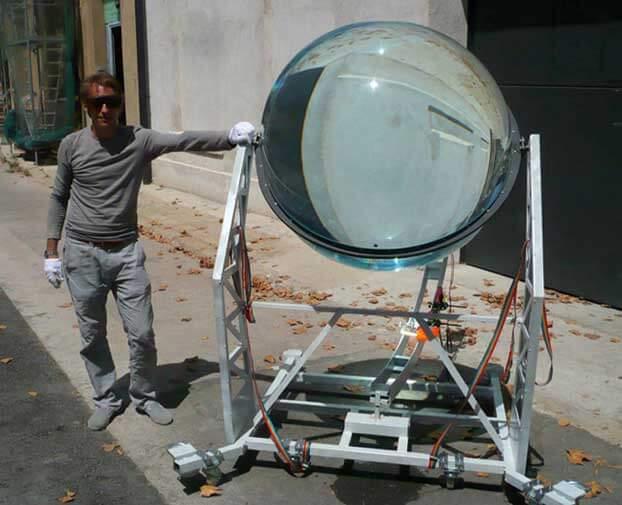 Rawlemon: Harvesting Sun and Moon Energy