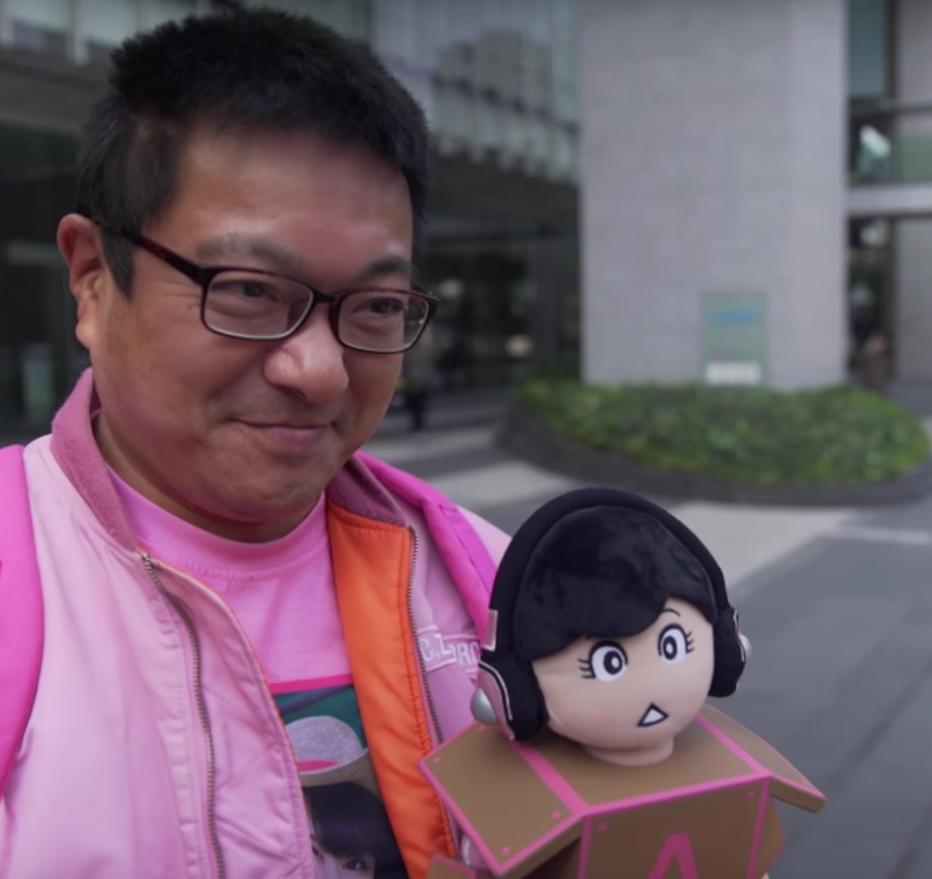Robot Love in Japan