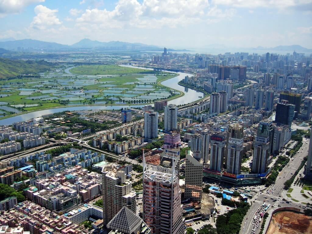 Shenzhen, The City of the Future