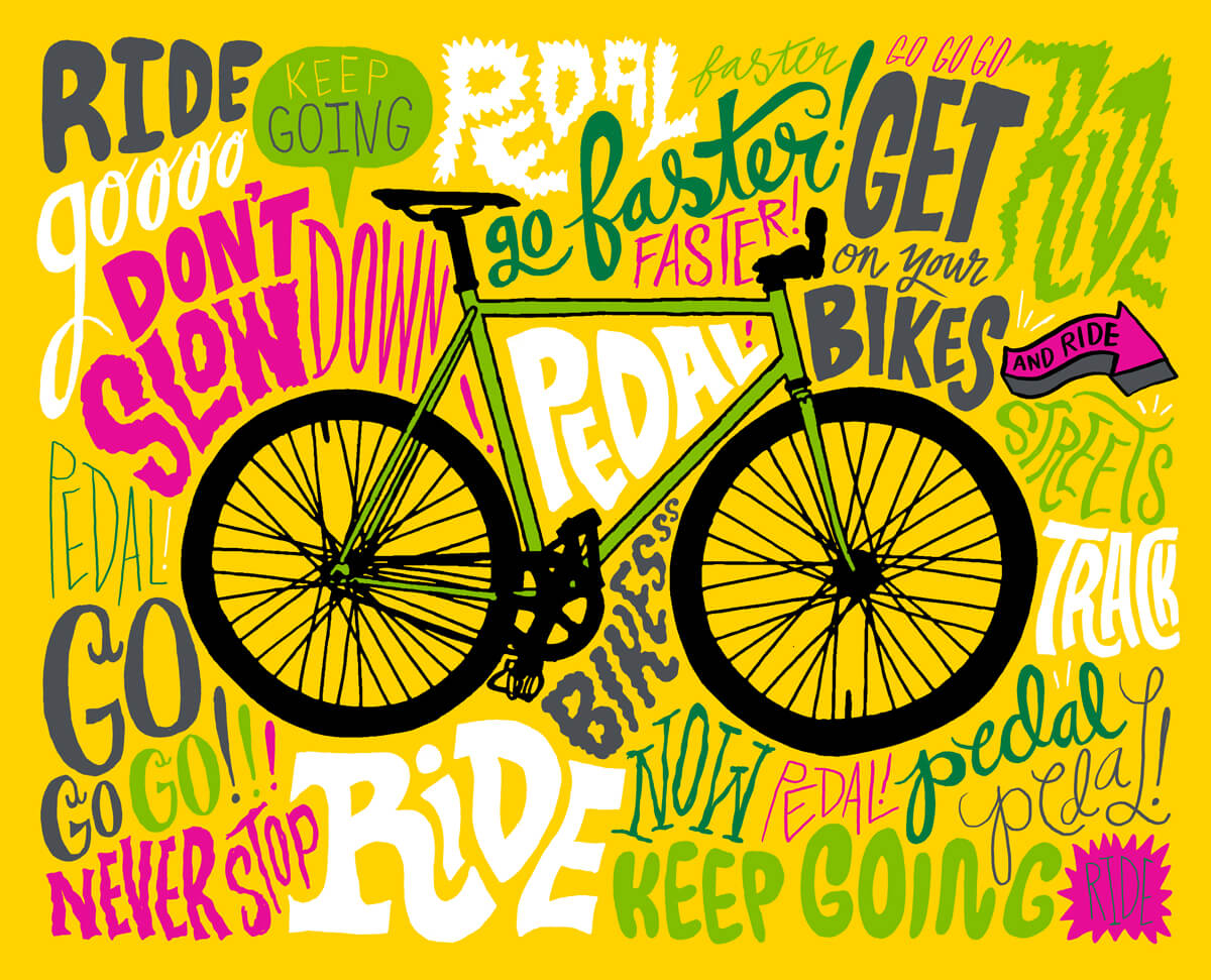 The Future of Biking: Routes, Trikes, and Art