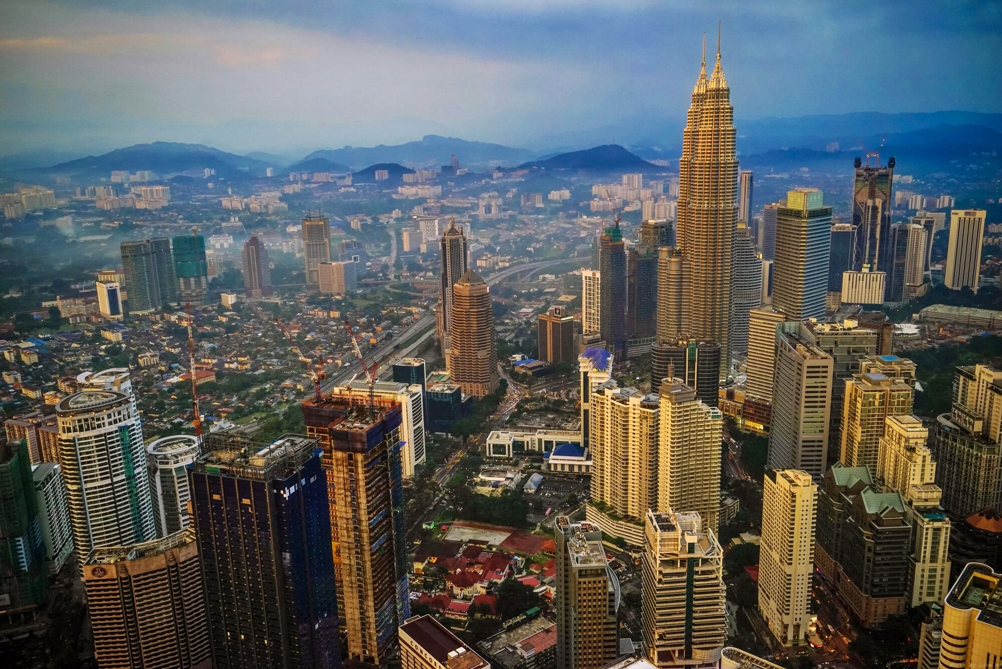 The Future of Cities: Megatall and Supertall Buildings