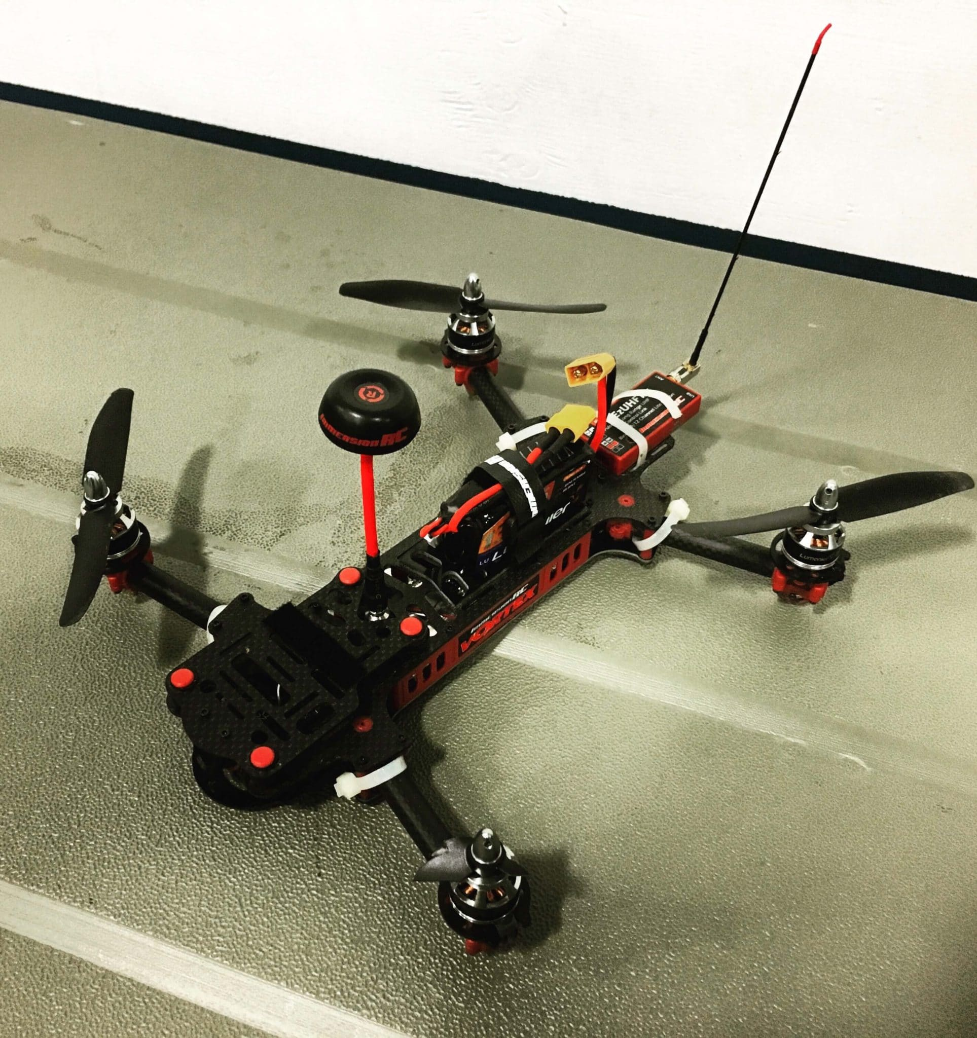 The Future of Sport: Drone Racing