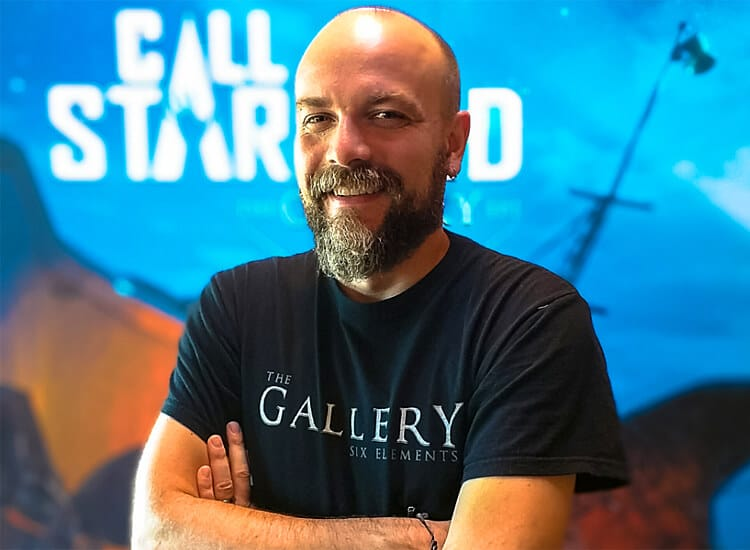 The Modern Futures Podcast - Ep001: The future of gaming with VR pioneer Denny Unger