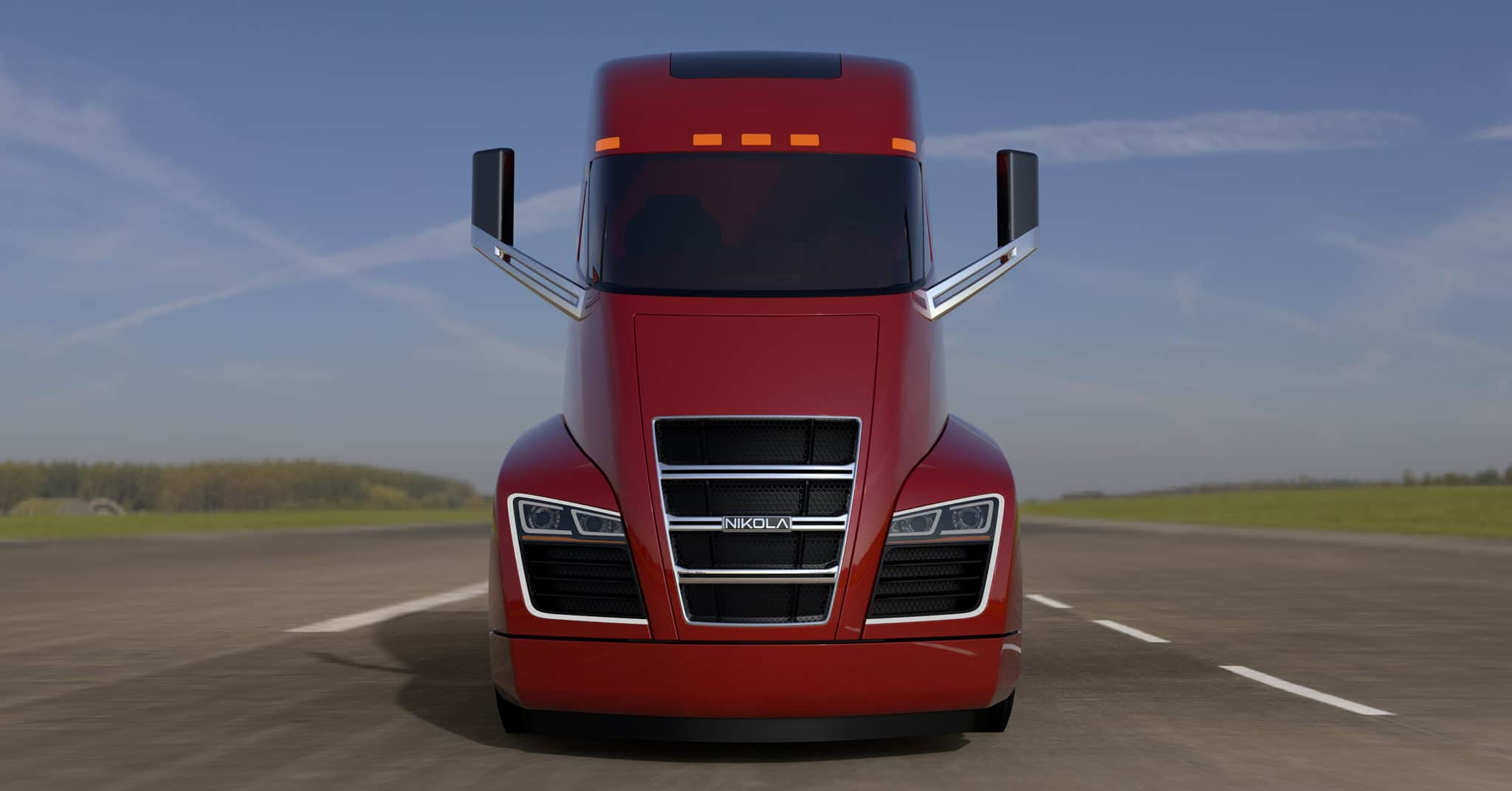 Tipping Point - The 1000km Electric Truck