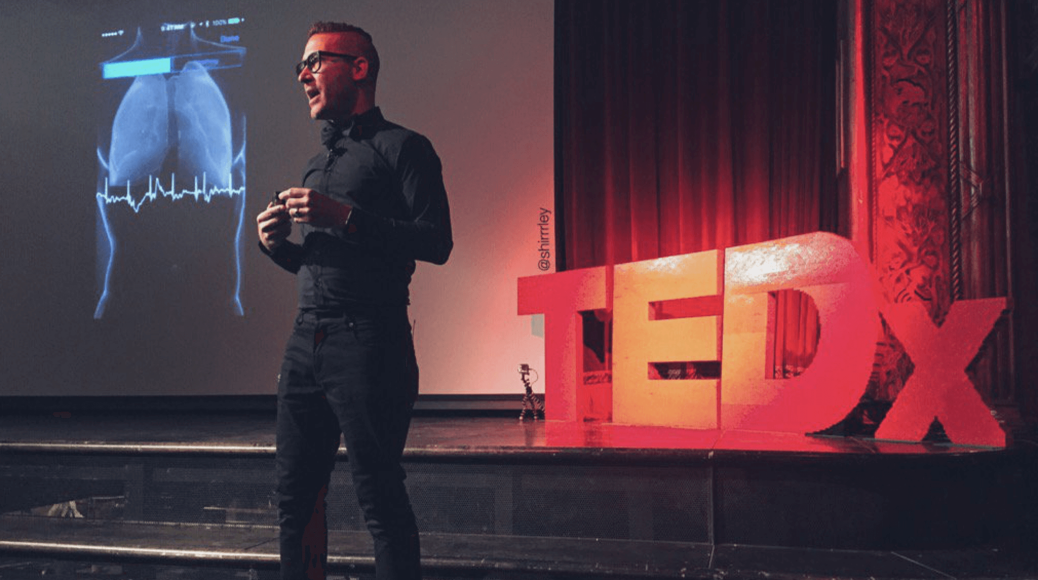 Tom Emrich: Wearable Technology and Us