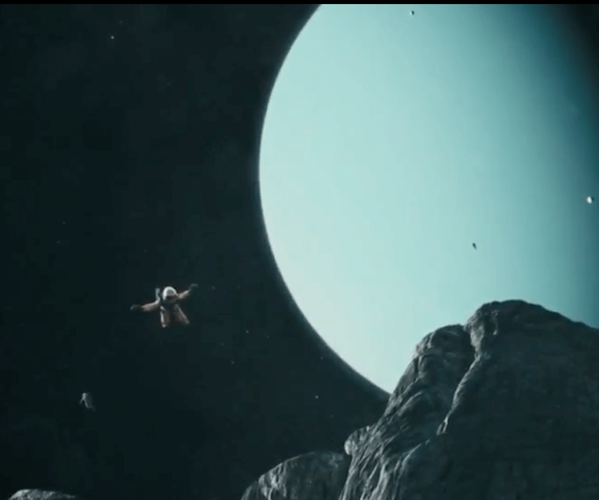 Wanderers, a short film by Erik Wernquist