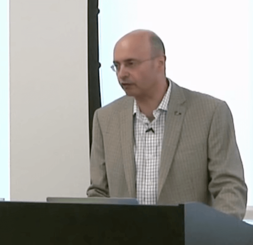 "William Mougayar: ""Blockchains: Past, Present and Future"""
