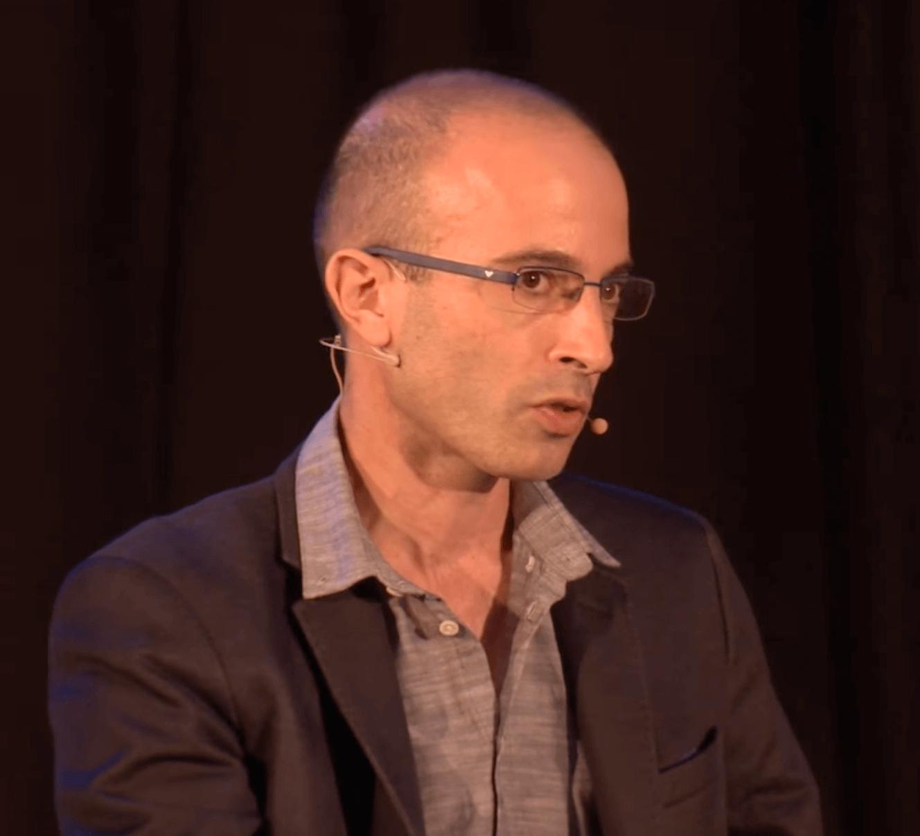 Yuval Noah Harari on the Rise of Homo Deus