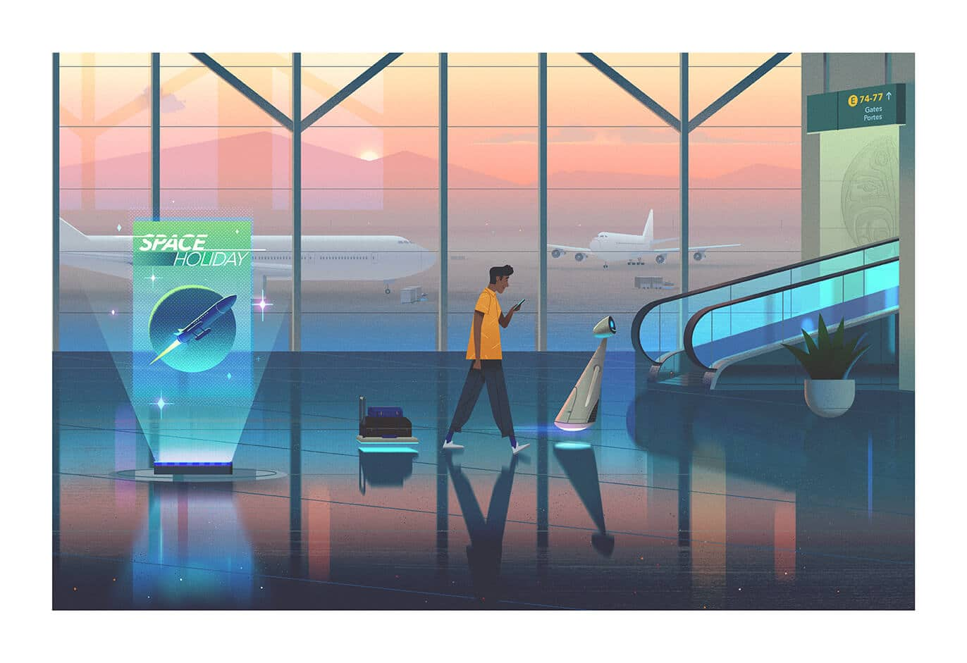 YVR 2037: Imagining the Future of Airports