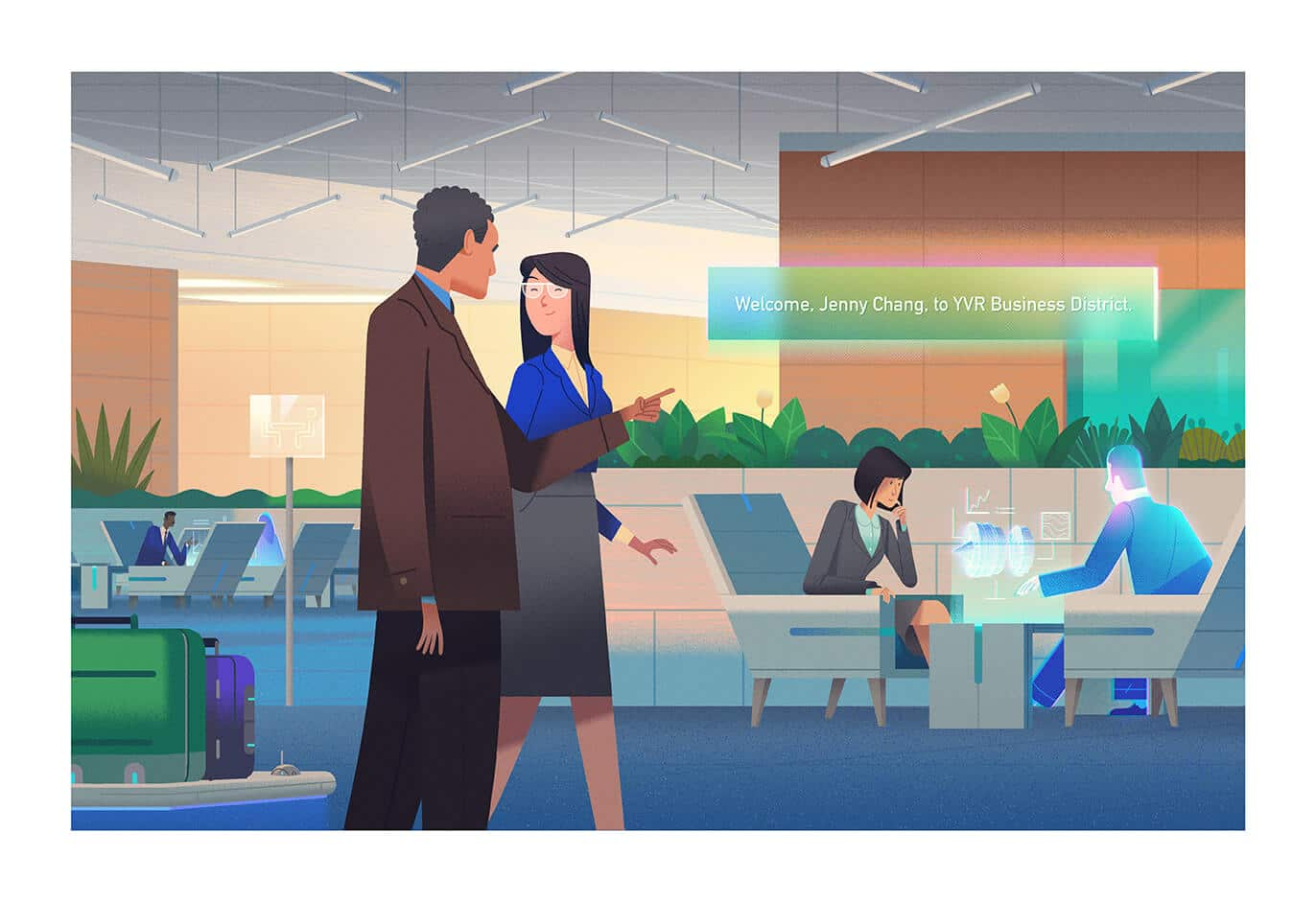 YVR 2037: The Future of Business Travel
