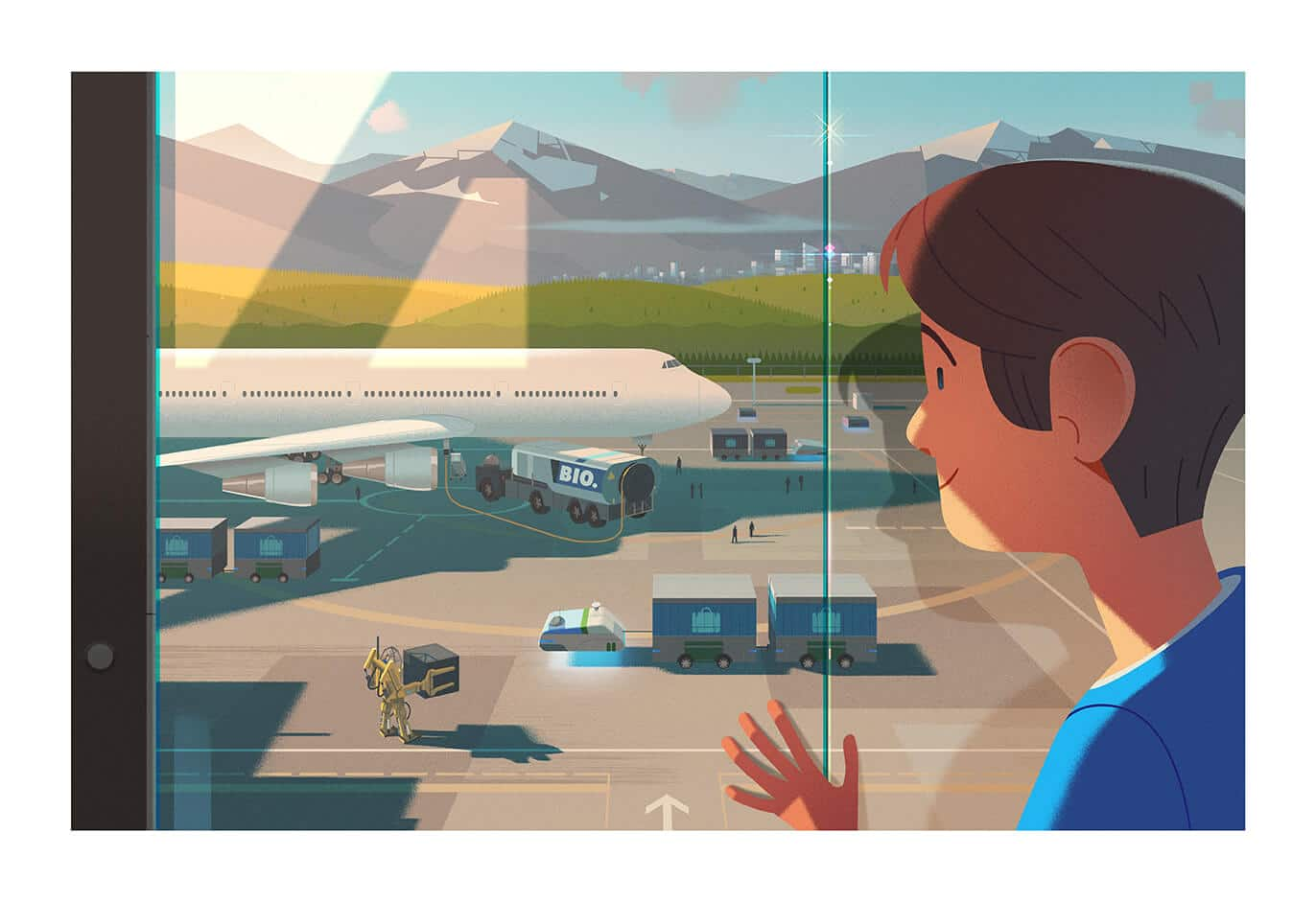 YVR 2037: The Future of Family Reunions