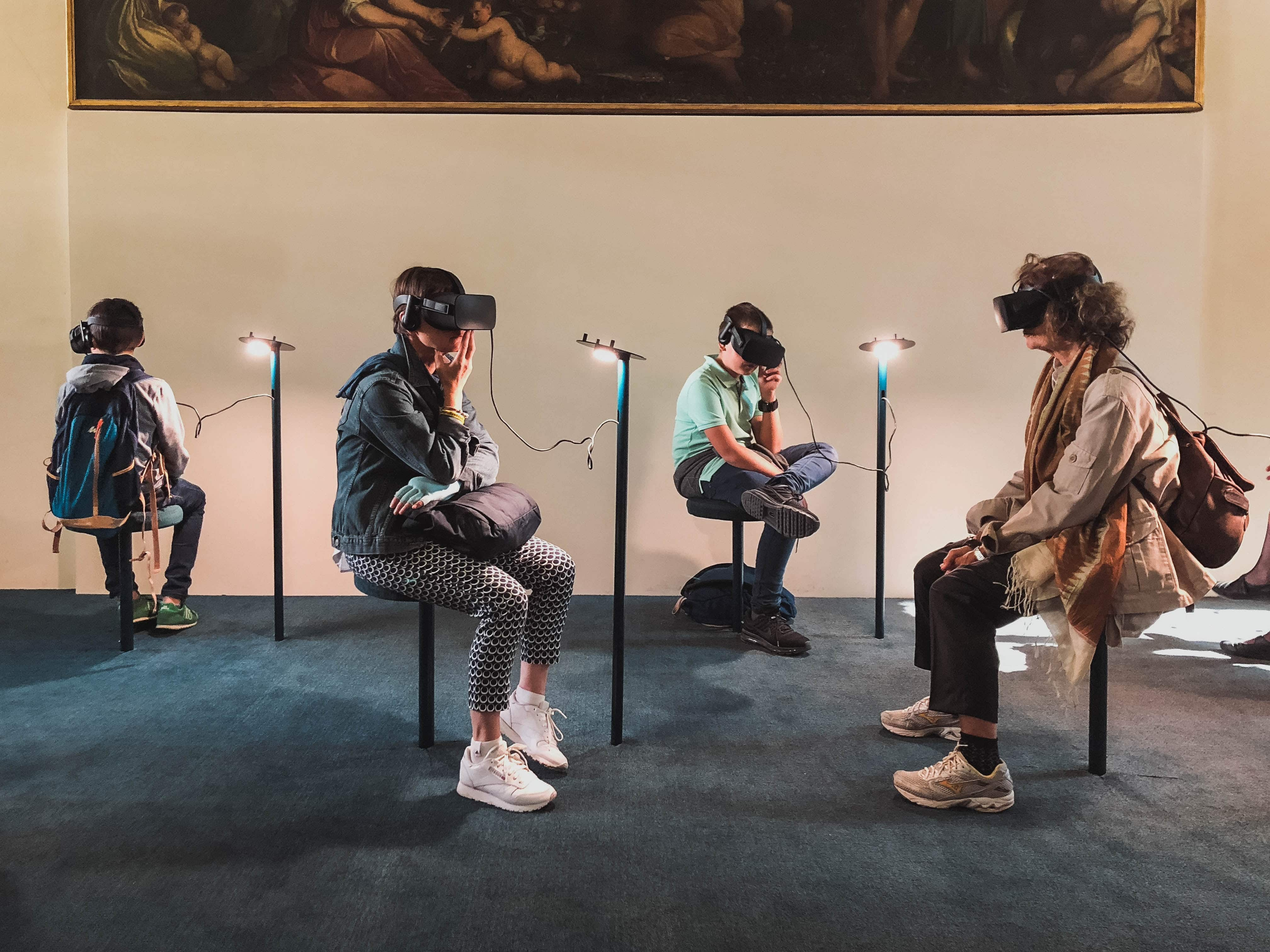 The Future of Virtual Humans