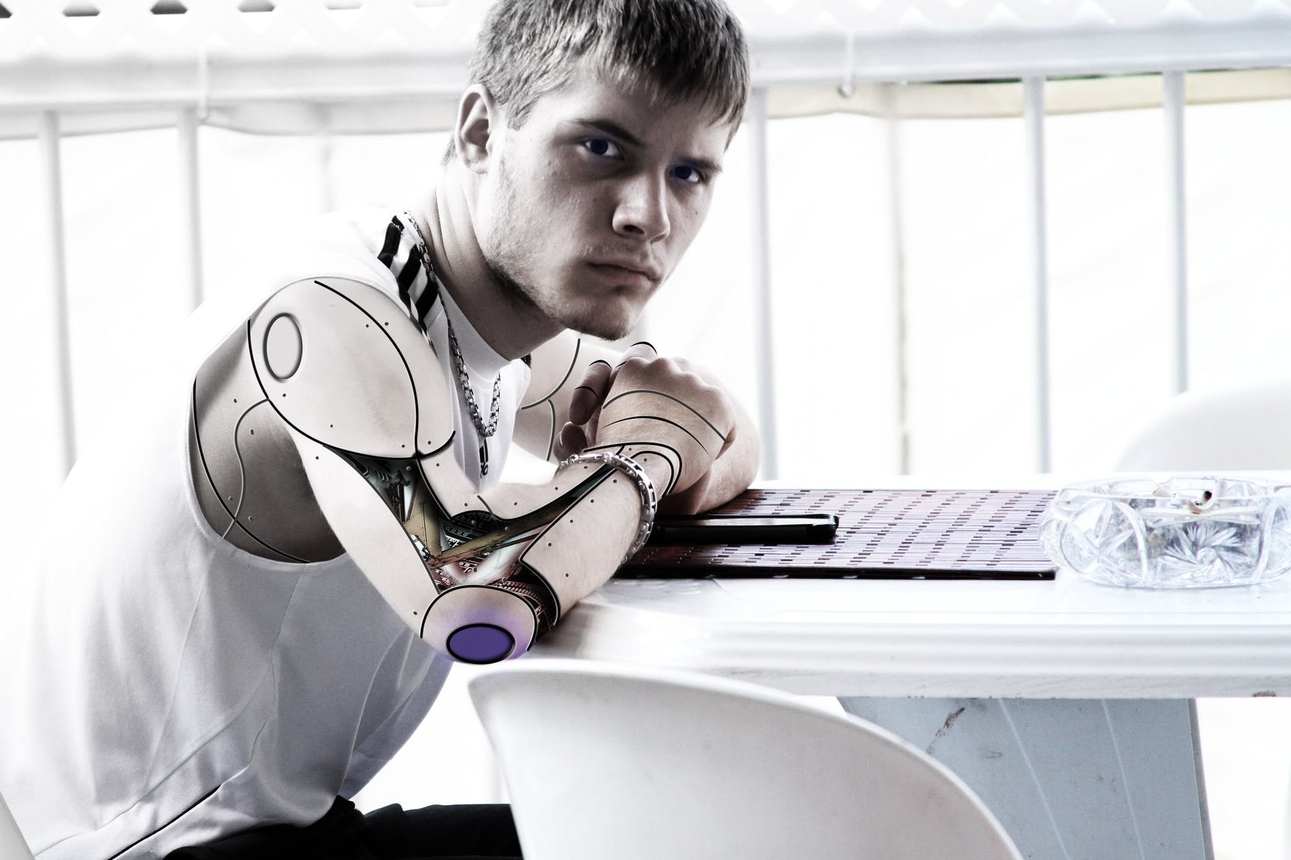 Transhumanism, a human right