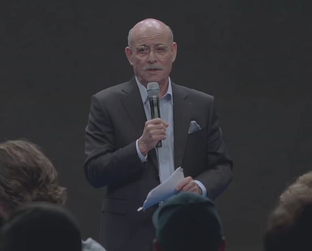 Jeremy Rifkin on the Third Industrial Revolution