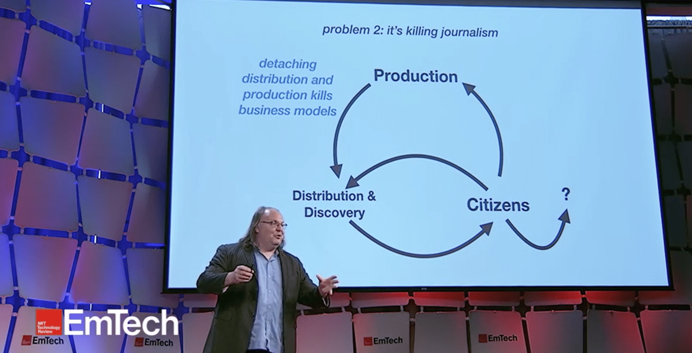 the ethics of the internet at emtech 2018