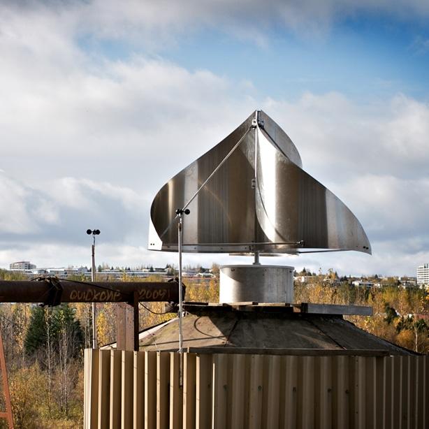Energy Briefing - Savonius Vertical Axis Wind Turbines