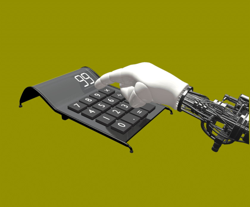 retail briefing robots in service