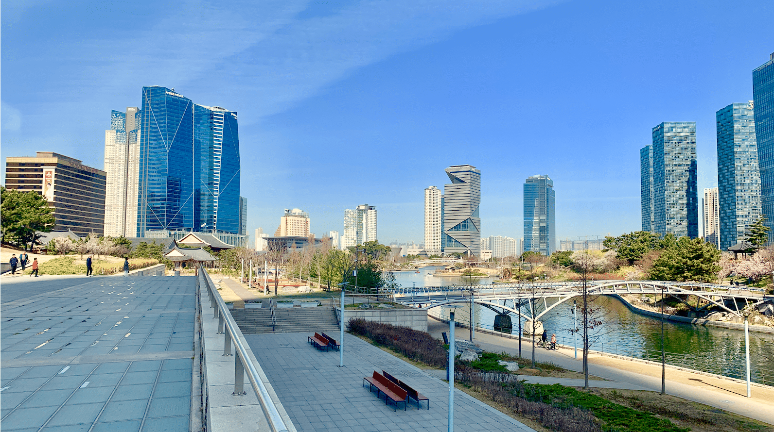 songdo is the smartest city in the world