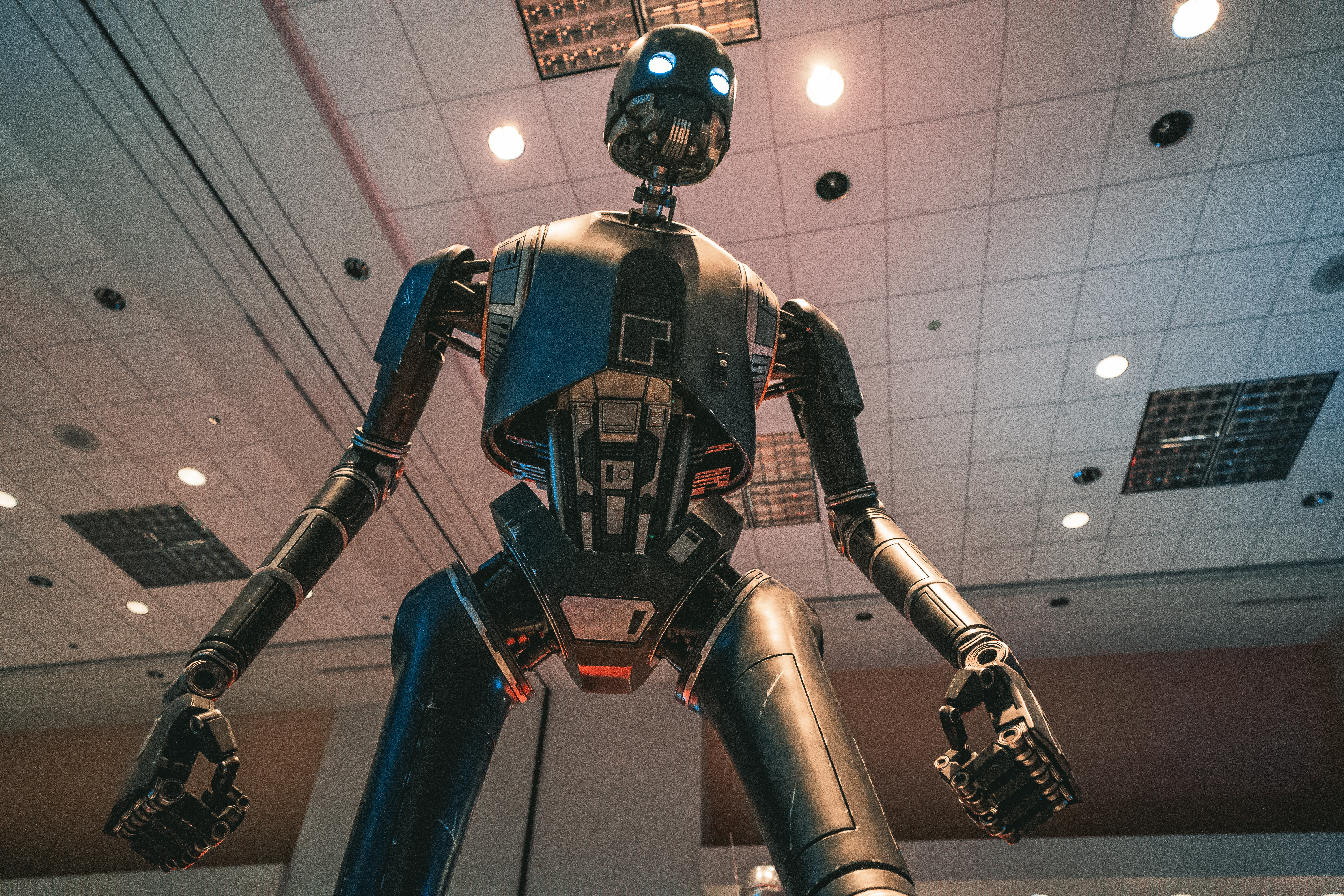 our lives with robots as gods sirius xm