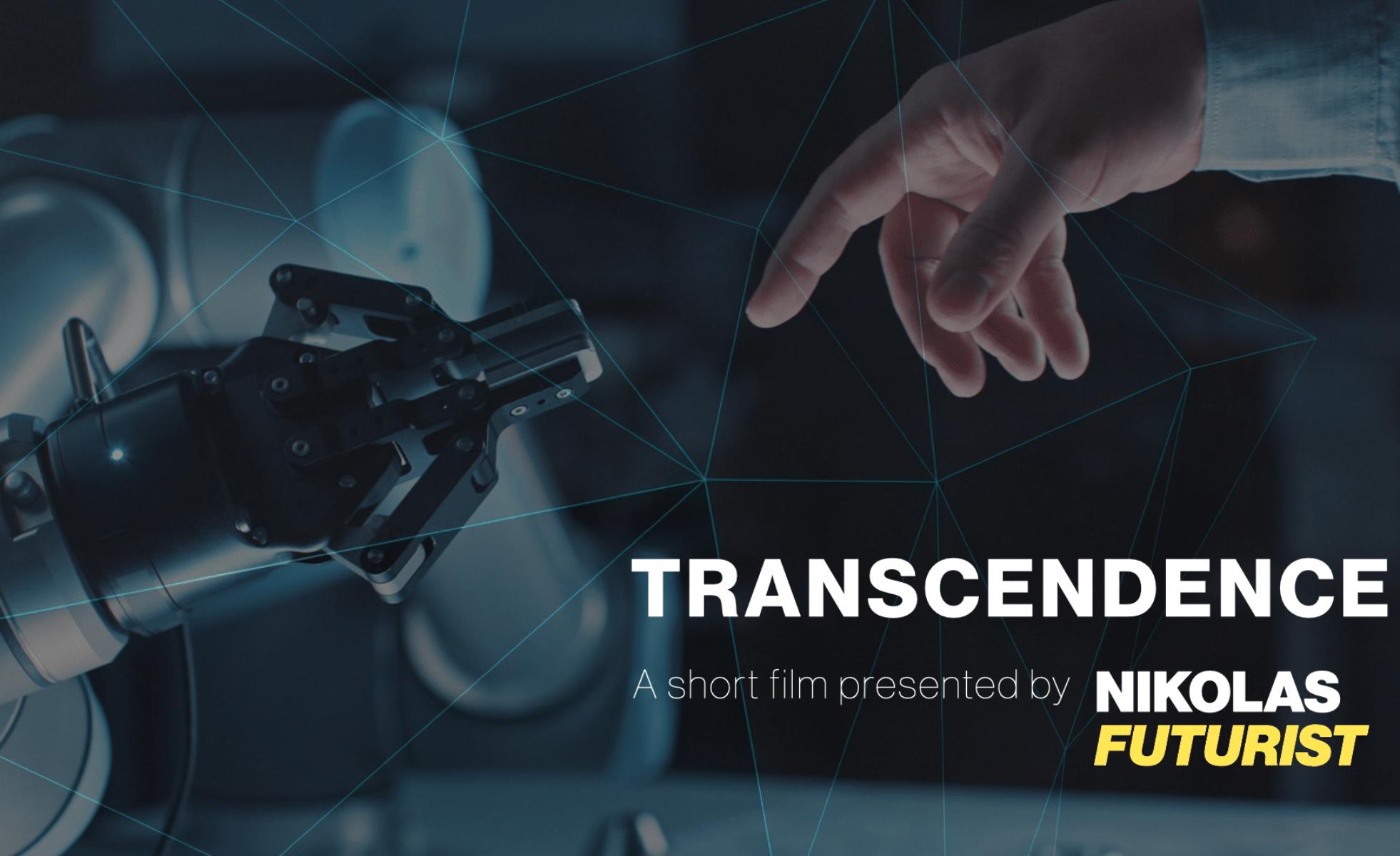 Futurist Keynote Speaker TRANSCENDENCE